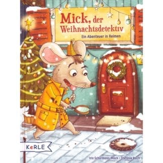 Freu Dich_by Maike Bollow_Mick_Weihnachtsdetektiv Cover